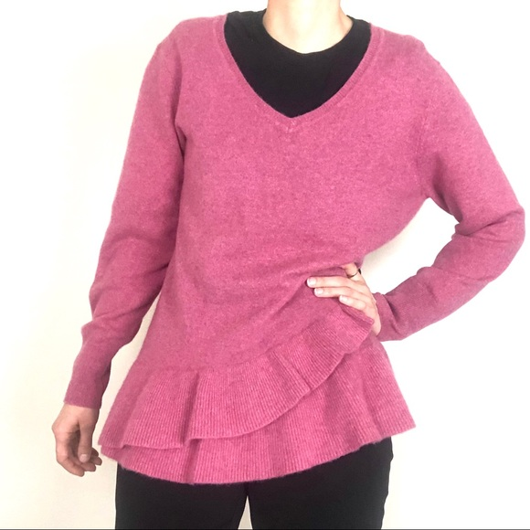NWOT Cashmere Sweater